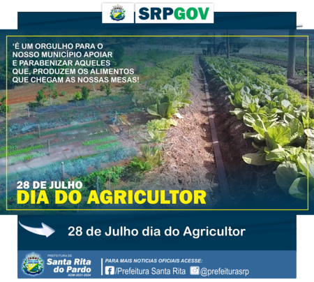 Left or right dia do agricultor